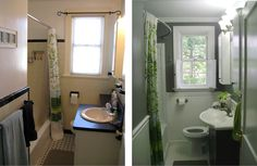 Vintage bathroom remodel DIY