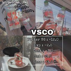 Vsco Cam Filters, Vsco Filter, Photography Editing, Photo Editing, Vsco Themes, Vsco Presets, Vsco Edit, Dumpling, Color Themes