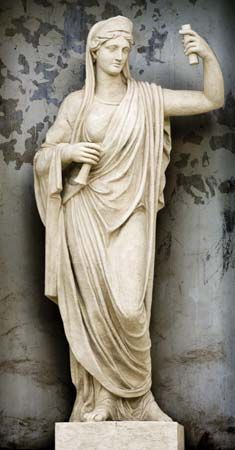 Muse, Ancient greek and Religion on Pinterest