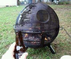 Un barbecue Etoile Noire - Top !