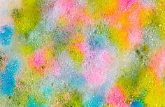 Mit unseren Bubble Brushes kannst du nicht nur viel Schaum erzeugen, du kannst ihn auch künstlerisch gestalten. Lush, Schaum, Bubble, Abstract, Artwork, Summary, Work Of Art