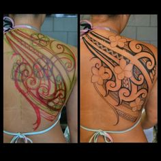 Kultur Ink #samoan #tattoo