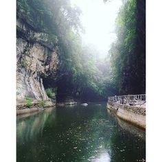 【chinglmh】さんのInstagramをピンしています。 《一路上,雨下了又停,停了又下 就像我們,走走停停 不管能否走到終點,至少在途中看到的風景是我們珍惜的,享受的。 #張家界 #湖南 #山#我#忘記#這里 #的#名字#山間#滑索#山林 #森林 #山頂#雨 #微雨#下雨 #rain #綠 #行山 #享受 #珍惜 #life #天氣不似如期 #景區 #旅遊 #blog#hk#hkig》