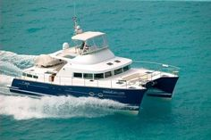 Lagoon power 43. Cabins 4, Berths 8. Available for Charter in Croatia