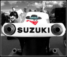 Skoal Bandit Suzuki RG500