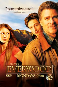 Everwood. Sometimes you need a good wholesome show! I loved this show in high school! Rewarding!