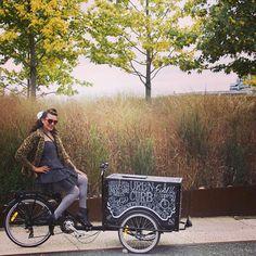 mobile food bike