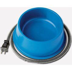 Farm Innovators 1-Quart Heated Bowl QT-1, Blue, 25 Watts ** Want additional info? Click on the image.