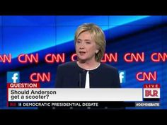"""""""FIRST DEMOCRATIC DEBATE HIGHLIGHTS- 2015"""" —- A Bad Lip Reading of the F..."""