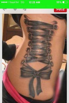 I'd do it on my back !