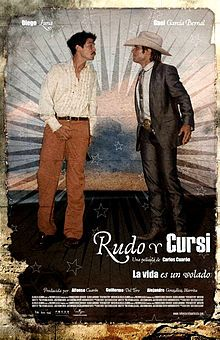 Rudo y Cursi - Starting Gael Garcia Bernal and Diego Luna