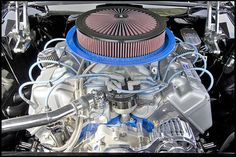 1969 Ford Mustang Boss 557 Resto Mod