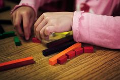 Fun Math with Cuisenaire Rods
