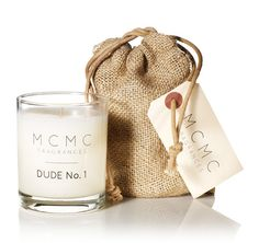 Join us for a Twitter chat with MCMC Fragrances at 3pm EST on 11/19/12 and you could win this delicious candle!