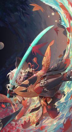 Images Wallpaper, Wallpaper Pc, Cute Cartoon Wallpapers, Animes Wallpapers, Character Art, Character Design, Albedo, Fanarts Anime, Anime Scenery
