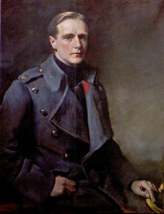 The 10th Duke of Grafton by Sir Oswald Birley - Charles Alfred Euston FitzRoy, 10th Duke of Grafton (1892 – 1970), was a British soldier & farmer.