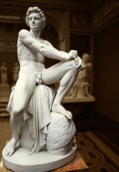 Achilles (Glyptotek Museum),Copenhagen