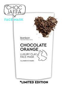 Chocolate Jaffa Face Mask – Bonbon Vegan