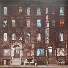 Led Zeppelin - Physical Graffiti (Vinyl, LP, Album) at Discogs Led Zeppelin Vinyl, Led Zeppelin Albums, Led Zeppelin Physical Graffiti, Nyc Projects, Great Bands, Cover Art, Album Covers, Physics, Animation