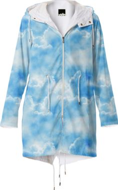 Clouds Raincoat - Available Here: http://printallover.me/products/0000000p-clouds-50