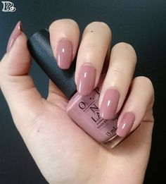 Chic and Trendy OPI Nail Polish Designs Chic und Trendy OPI Nagellack Designs – Reny Stile Mauve Nails, Neutral Nails, Opi Nails, Polish Nails, Opi Pink, Neutral Nail Polish, Nail Polish Designs, Nail Art Designs, Nail Design