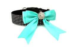 Dog Collar Bow Add-On by Wagolgie