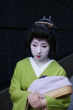 Geiko Sayoko-san