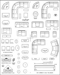furniture for floor plans. image result for furniture templates floor plans l