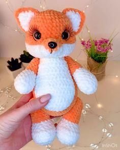 Crochet Amigurumi Free Patterns, Crochet Animal Patterns, Crochet Doll Pattern, Stuffed Animal Patterns, Crochet Dolls, Pattern Sewing, Knitting Patterns, Crochet Penguin, Crochet Fox