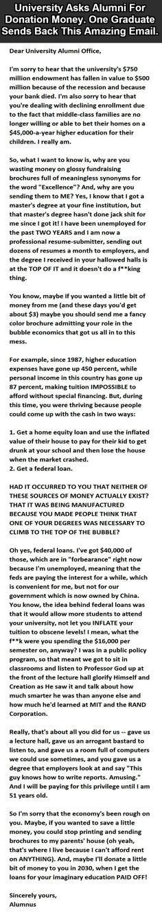 4 out of the 5 richest people in the world dropped out before getting a degree.