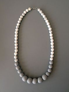 DIY Marble Necklace