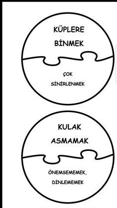 Turkish Lessons, Activities For Kids, Homeschool, Education, Children, Boys, Kids, Kid Activities, Educational Illustrations