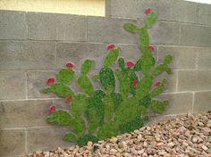 Tile cactus