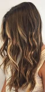 Image result for how to color dark brunette with grey low maintenance