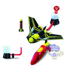 Kit Lança Foguetes, Kit Lança Foguetes 4m, brinquedos 4m, brinquedos educativos, brinquedos pedagógicos, kit ciencias, brinquedos ecológicos, lança foguete
