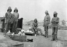 Grenadier Guards in the Sudan 1898