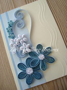 19 Quick Paper Quilling Ideas For Beginners Quilling Birthday Cards, Paper Quilling Cards, Paper Quilling Flowers, Paper Quilling Tutorial, Paper Quilling Patterns, Origami And Quilling, Quilled Paper Art, Neli Quilling, Quilling Work