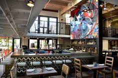 Puesto Restaurant, San Diego - Thomas Shoos design