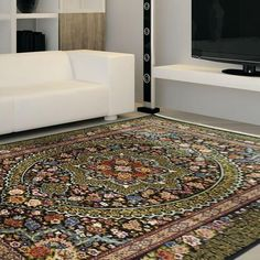NEW CLASSY TRADITIONAL FLOOR RUGS