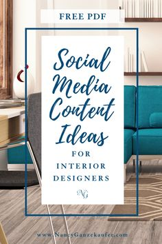 Free pdf for social media content ideas for your interior design business. Learn Interior Design, Interior Design Quotes, Interior Design Business, Social Media Marketing Business, Social Media Branding, Social Media Design, Social Media Quotes, Social Media Content, Tool Design