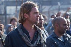 Still of Brad Pitt in World War Z (2013)