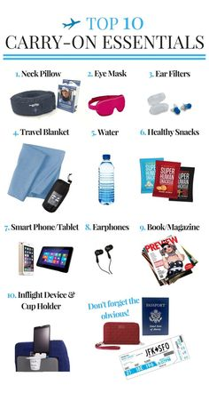 Travel Packing Checklist, Road Trip Packing List, Packing Tips For Vacation, Road Trip Hacks, Suitcase Packing, Packing Lists, Carry On Packing, Europe Packing, Camping List