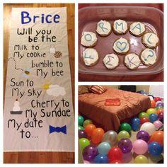 Cute prom ask