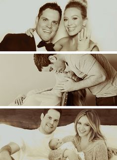 Hilary Duff- the final sane child disney chanel star. It was too late for the rest. So glad she saved herself!