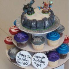 Skylanders birthday