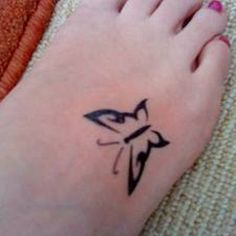 small tribal butterfly tattoos small tribal tattoos and meanings small . Butterfly Tattoos Images, Butterfly Tattoo Cover Up, Tribal Butterfly Tattoo, Butterfly Tattoo Designs, Butterfly Design, Small Girly Tattoos, Tattoos For Women Small, Trendy Tattoos, Unique Tattoos