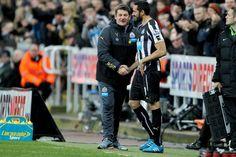 What an incredible story. Jonás Gutiérrez has kept Newcastle United in the Premier League.