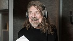 Robert Plant & that beautiful smile!