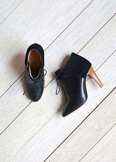 BOTTINES NEW HIGH HUNTER x Sezane