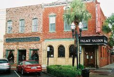 Downtown Fernandina Beach, FL -  never been there!  ;-)